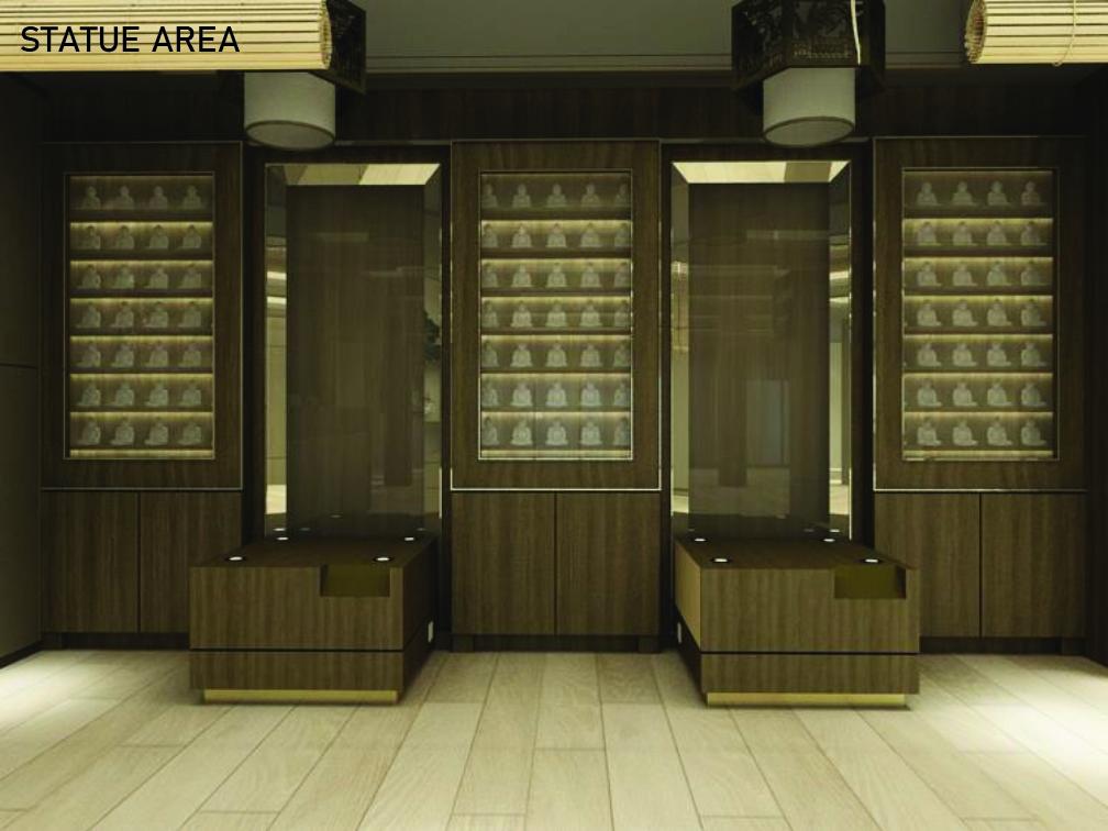 Interior - Status Area