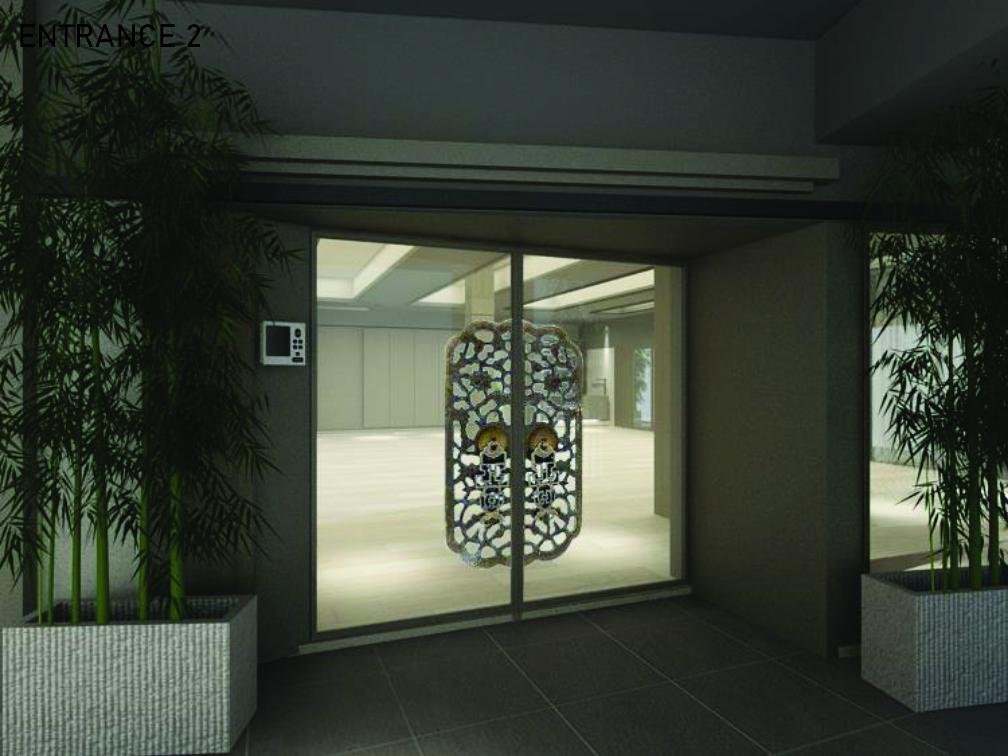 Exterior - Entrance 2